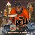 Mook - The Re-Up mixtape cover art