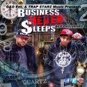 O&O - Business Never Sleeps mixtape cover art