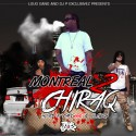 Percy Jones - Montreal 2 Chiraq (Hosted By Capo & Lil Herb) mixtape cover art