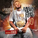 Radio Flow 10 (Hosted By D Dash) mixtape cover art