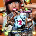 Radio Flow 2 (Merry Christmas!) mixtape cover art