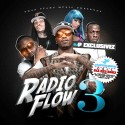 Radio Flow 3 mixtape cover art