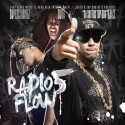 Radio Flow 5 mixtape cover art