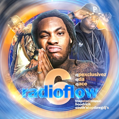 DJ P Exclusivez x DJ D.A. x DJ Ace – Radio Flow 6 [Mixtape]