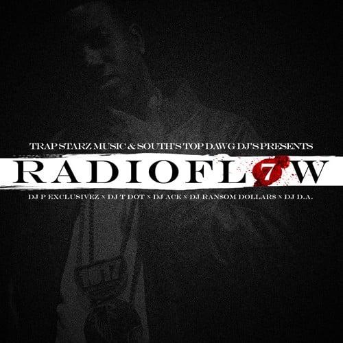 DJ P Exclusivez x DJ Ace x DJ Ransom Dollars x DJ D.A. – Radio Flow 7 [Mixtape]