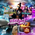 Swag Report 4 mixtape cover art