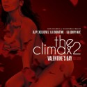 The Climax 2 (Valentine's Day Edition) mixtape cover art