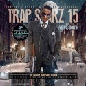 Trap Starz 15 (Hosted By Young Dolph) mixtape cover art