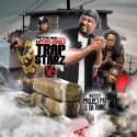 Trap Starz 16 (Hosted By Project Pat & Da Twins) mixtape cover art
