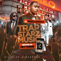 Trap Starz Music 13 (Hosted By Zaytoven) mixtape cover art