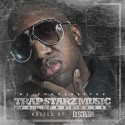 Trap Starz Music 14 (Hosted By DJ Scream) mixtape cover art
