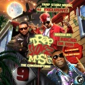 Trap Starz 9 (Hosted By Rocko) mixtape cover art
