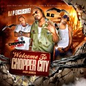 B.G. & The Chopper City Boyz - Welcome To Chopper City mixtape cover art