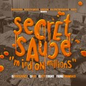 Young Throwback - Secret Sauce mixtape cover art