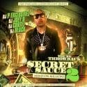 Young Throwback - Secret Sauce 2 mixtape cover art