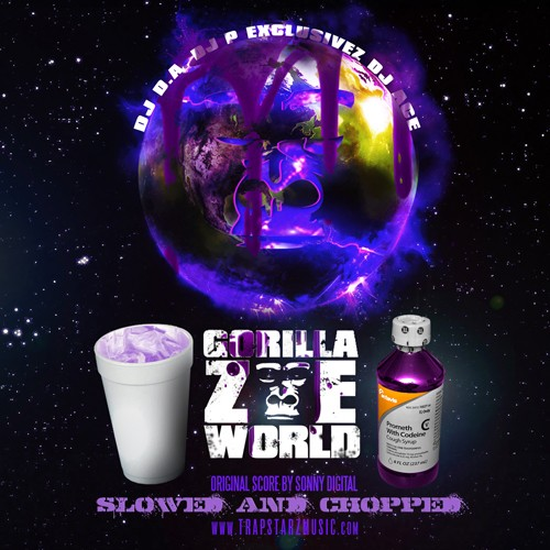 Gorilla Zoe x DJ P Exclusivez x DJ D.A. x DJ Ace – Zoe World (Slowed & Chopped) [Mixtape]