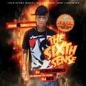 Zone 6 Sinister - The Sixth Sense mixtape cover art