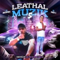 Leathal Muzik 5 (Hosted By Rybu Gutta & Lil Flyy) mixtape cover art
