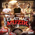 Lethal Muzik 3 mixtape cover art