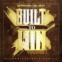Built To Win mixtape cover art