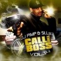 St. Laz - Call The Boss, Vol. 14 mixtape cover art