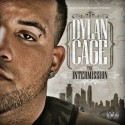 Dylan Cage - The Intermission mixtape cover art