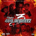 400 Degreez 3 mixtape cover art