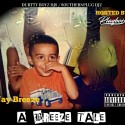 Jay Breeze - A Breeze Tale mixtape cover art