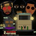 Traphouse 2 Penthouse mixtape cover art