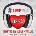 #iLMPvol1 mixtape cover art