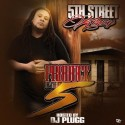 5th Street Keezy - Product Of The 5 mixtape cover art