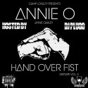 Annie O - Hand Over Fist 3 mixtape cover art