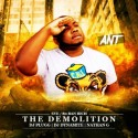 Ant - The Demolition mixtape cover art