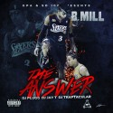B Mill - The Answer mixtape cover art
