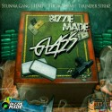 Bizzie Made - Glass mixtape cover art