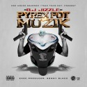 BJ Jizzle - Pyrex Pot Muzik mixtape cover art