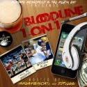 Bloodline - 1 On 1 mixtape cover art