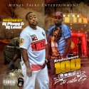 Bredwinnerz - 100 Bandz & Countin mixtape cover art