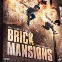 Brick Mansions mixtape cover art