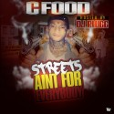 C-Food - Streets Ain't For Everybody mixtape cover art