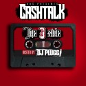 Cashtalk - The B Side mixtape cover art