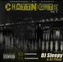 Chatt Nights mixtape cover art