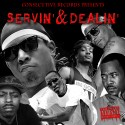 Consecutive Records - Servin & Dealin mixtape cover art