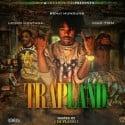 CreamTeam - Trapland mixtape cover art