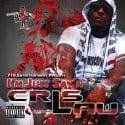Cris Law - I'm Just Say'n mixtape cover art