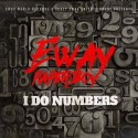 Eway Paperboy - I Do Numbers mixtape cover art