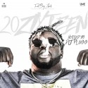 Fatboy Zerk - 20Zixteen mixtape cover art