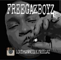 FreeGaz Boys - Don't Feed The Animals mixtape cover art