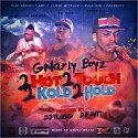 Gnarly Boyz - 2 Hot 2 Touch, 2 Kold 2 Hold mixtape cover art