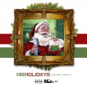 High Holidays mixtape cover art